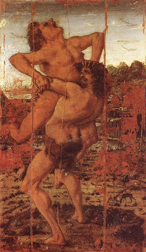 pollaiolo hercules antaeus 80 This latest installment is a young adult book, and it includes my story ...