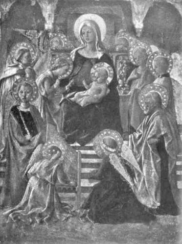 madonna-enthroned-with-saints-and-angels-pesellino